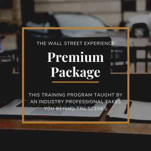 The Wall Street Experience - Premium Training Program